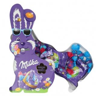 Milka großer Magic Mix Ostern Mischung Alpenmilch Schokolade 124g