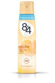 8x4 Deo Inspire Spray, ohne Aluminium, 6er Pack (6 x 150 ml) - Vorschau