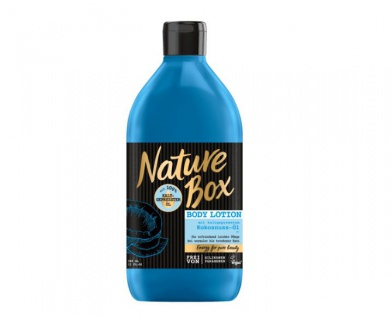 NATURE BOX BODY LOTION KOKOS 385 ML