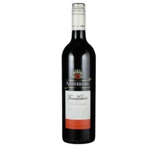 Nederburg Cabernet Sauvignon Foundation Rotwein aus Südafrika 750ml