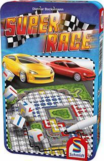 Schmidt Spiele 51272 - Super Race