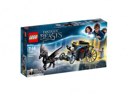 Lego Harry Potter 75951 Grindelwalds Flucht in seiner fliegenden Kutsche