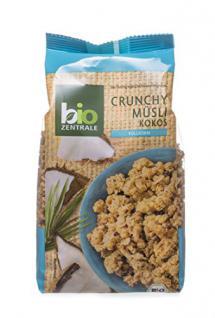 biozentrale Crunchy Müsli Kokos