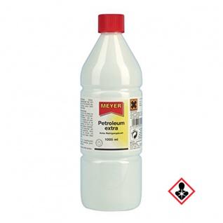 Meyer Petroleum Extra Entferner für Fett Oele Wachse Reiniger 1000ml