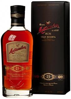 Ron Matusalem Gran Reserva 23 Rum (1 x 0.7 l)