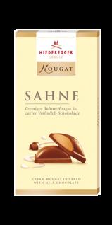 Niederegger Nougat Schokolade Sahne Vollmilch Schokolade 100g