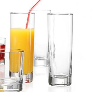 Ritzenhoff und Breker Sina Longdrink Gläser Trinkgläser 310ml 3er Set