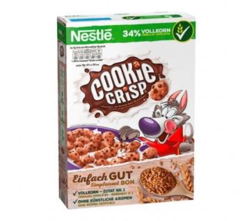 NESTLE COOKIE CRISP Cerealien 375g