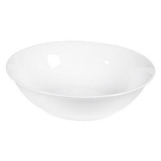 Ritzenhoff und Breker Salatschale Geschirrserie Bianco weiß 1250ml
