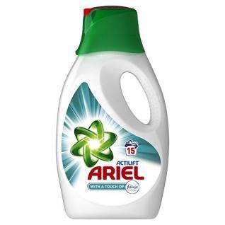 Ariel Flüssigwaschmittel Febreze 0.975 l, 4er Pack (4 x 15 Waschladungen) - Vorschau