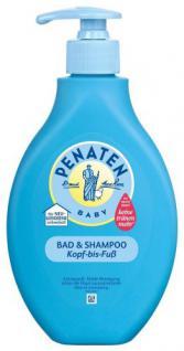 Penaten Bad & Shampoo, 400 ml - Vorschau