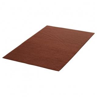 Filz Textil braun zum Basteln und Dekorieren geeignet 20x30cm