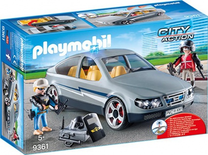 Playmobil SEK Zivilfahrzeug