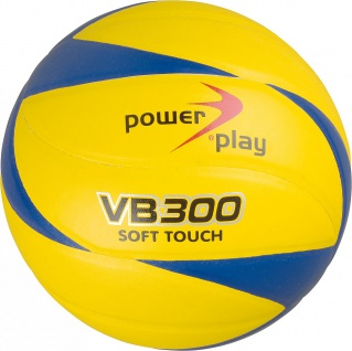 V3Tec VB300 Soft PU Volleyball Trainingsvolleyball blau gelb