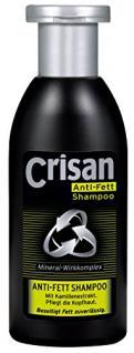 Crisan Anti-Fett Shampoo für fettiges Haar, 6er Pack (6 x 250 ml) - Vorschau