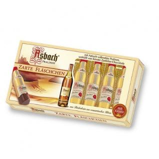 Asbach Pralinen Zarte Fläschchen mit Kruste 100g