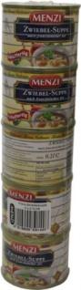 Menzi Zwiebelsuppe Frazösische Art 200ml 5er Pack