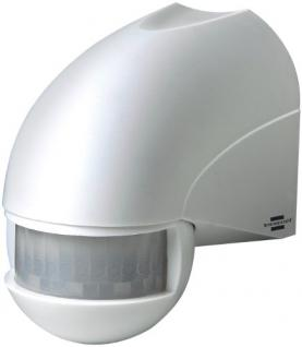 Brennenstuhl Infrarot-Bewegungsmelder PIR 110 IP44 Weiß, 1170890