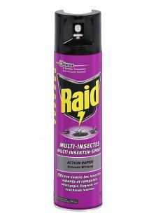 Raid Multi Insekten-Spray(400ml)
