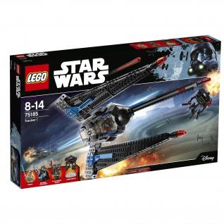 Lego Star Wars 75185 Tracker I Mach dich auf die Suche nach den Freemakers