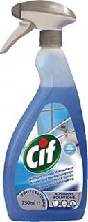 Cif Professional Fenster und Glasreiniger 750 ml Professional
