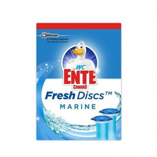 WC Ente Frische Siegel Marine Nachfüller, 5er Pack (5 x 72 ml)