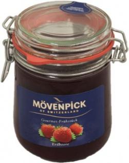 Mövenpick Gourmet Frühstück Erdbeeren 850g - Vorschau