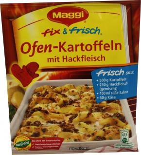 MAGGI fix & frisch Ofen-Kartoffeln mit Hackfleisch 38g