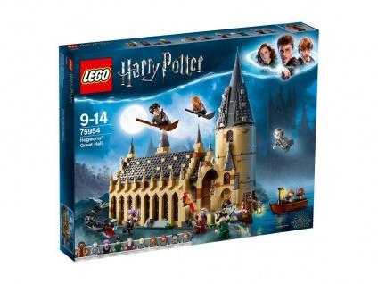 Lego Harry Potter 75954 Die große Halle von Schloss Hogwarts