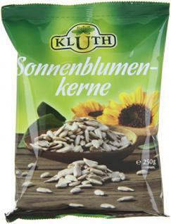 Kluth Sonnenblumenkerne 250g, 9er Pack (9 x 250 g)