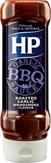 HP - BBQ Sauce Roasted Garlic - 400ml/465g