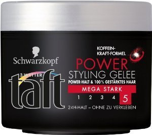3 Wetter taft Power Styling Gelee 150ml