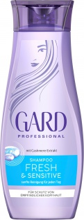 GARD Shampoo Fresh und Sensitive mit Cashmere Extrakten 250 ml
