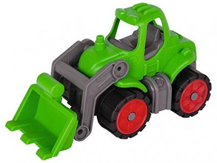BIG 800055804 - Power-Worker Mini Traktor, grün