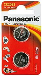 Batterie CR 2032EP/2BP Lithium
