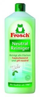 Frosch Neutral Reiniger Flasche ph-neutral Allzweckreiniger 1000 ml