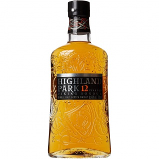 Highland Park 12 Jahre vollmundiger Single Malt Scotch Whisky 700ml