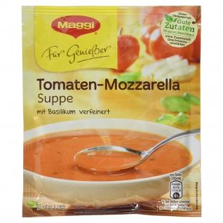 Maggi Für Genießer Tomaten-Mozzarella Suppe, 59 g