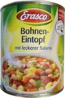 Erasco Bohnen-Eintopf