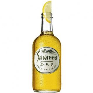 Konings Savanna Dry Premium Cider aus Südafrikanischer Frischegenuss 330ml