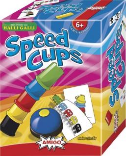 Amigo Speed Cups Ein spannendes tolles Spiel für die ganze Familie