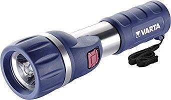 VARTA 0.5 Watt LED Day Light F25 Taschenlampe für Innen und Außen