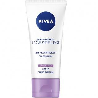 Nivea Tagespflege Essentials Feuchtigkeit und Sensitiv 50 ml