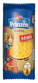 DeBeukelaer Prinzen Rolle Minis Snack-Pack, 24er Pack (24 x 0.038 kg)