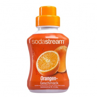 SodaStream Konzentrat Orange Geschmack köstlicher Getränkesirup 500ml