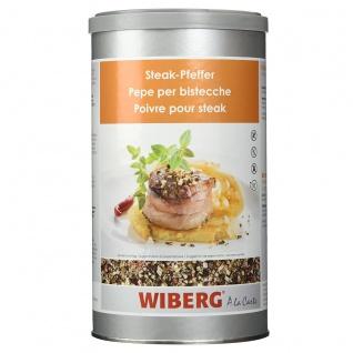 Wiberg a la Carte Steak Pfeffer grob kräftige Würzmischung 650g