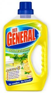 Der General Universal Frische Zitrone Allzweckreiniger 750ml 8er Pack