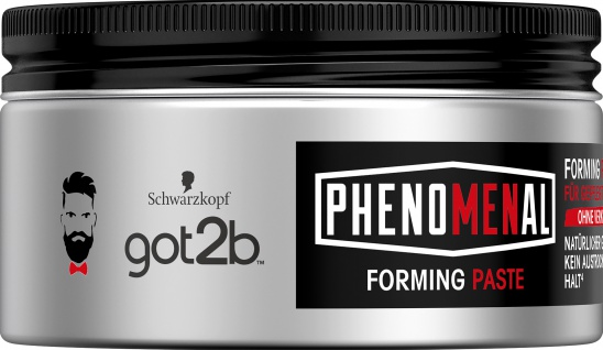 SCHWARZKOPF GOT2B Phenomenal Forming Paste, 100 ml