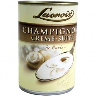 Lacroix Champignon-Creme-Suppe, 3er Pack (3 x 400 ml)
