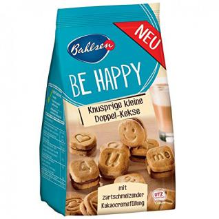 Bahlsen Be Happy Mini-Kekse, 130g